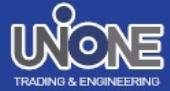 UNIONE TRADING &ENGINEERING CO.,LTD.  로고