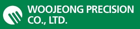 WOOJEONG PRECISION CO.,LTD.  로고