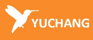 YUCHANG CO.,LTD.  로고
