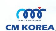 CM KOREA  로고