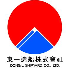 DONGIL SHIPYARD CO.,LTD.  로고