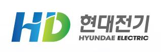 HYUNDAE ELECTRIC  로고