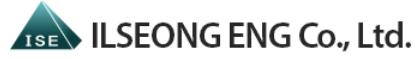 ILSEONG ENG CO.,LTD.  로고