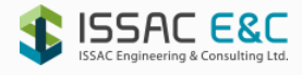 ISSAC E&C  로고