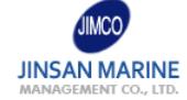 JINSAN MARINE MANAGEMENT CO.,LTD.  로고