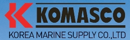 KOREA MARINE SUPPLY CO.,LTD.  로고