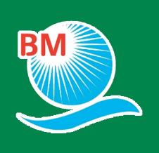 BM ENERGY CORP.  로고