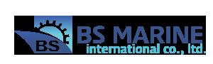 BS MARINE INTERNATIONAL CO.,LTD.  로고