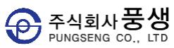 PUNG SENG CO., LTD  로고