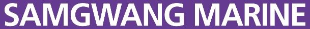SAMGWANG MARINE ENGINEERING CO.,LTD.  로고